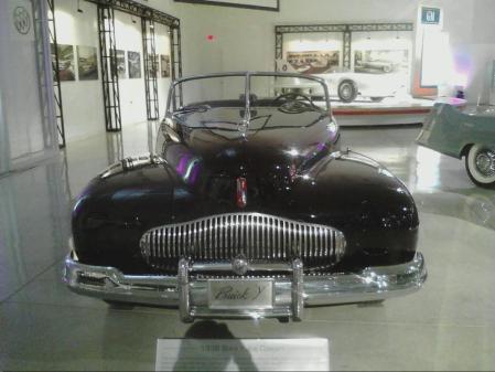 1938 Buick Y-Job