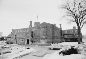 The University Club in the 1970sImage from the Wayne State University Virtual Motor City Collection