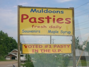 Michigan Deliciousness: The Pasty