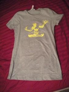 Love my new Spirit of Detroit shirt!