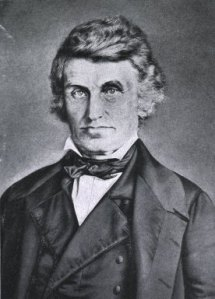 Dr. William Beaumont. Courtesy of the National Library of Medicing