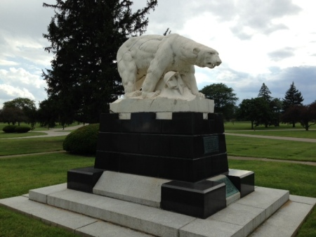 The Polar Bear Memorial