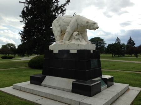 The Polar Bear Memorial