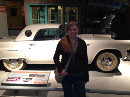 At The Henry Ford last May